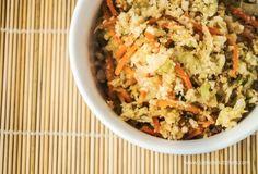 The Lovebugs Blog: Side Dish Roundup: Cauliflower Recipes