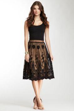 Love the skirt!!:)
