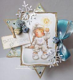 Jane's Lovely Cards: Star Card!