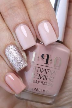 MERNUR hopes these 42 Most Cutest and Eye-Catching 💕 Light Pink Nails Design Include Acrylic Nails and Matte Nails for Prom and Wedding 😍 that can help you out. We hope you like this collection. Light Pink Nail Designs, Marble Nail Designs, Light Pink Acrylic Nails, Light Nails, Prom Nails, Fun Nails, Wedding Nails, Opi, Essie