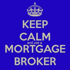 Keep Calm and Lock in your Mortgage Rate! :-)