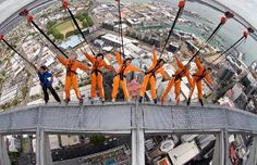 Conquer my fear of heights by doing the SkyWalk #Bucketlist #Travel #NewZealand