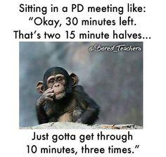 Tired Teacher Math.