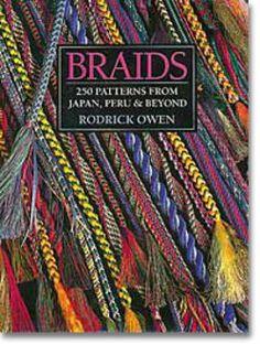 Kumihimo flat braid patterns - 1949 free PDF eBooks