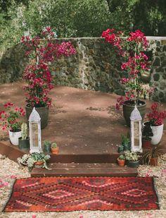 Um casamento inspirado em Marrocos: 30 detalhes de cortar a respiração! Image: 11