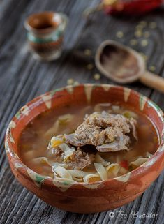 ciorba de porc cu taitei de casa Thai Red Curry, Breakfast, Ethnic Recipes, Pork, Morning Coffee