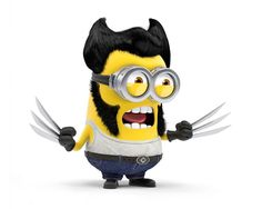 A fofura dos Minions encontra personagens da cultura pop - Slideshow - AdoroCinema