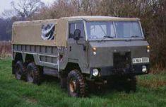 6x6 101 FC Military Transport