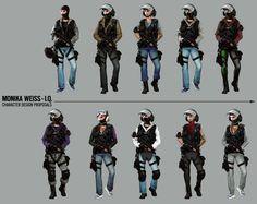 Tom Clancy's Rainbow Six Siege - IQ Concept