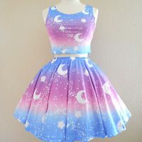 ✨ Magical Fairy Time ✨ Crop Top Rainbow Twilight MADE TO ORDER ✨ Super Sale Series ✨ · Holley Tea Time · Online Store Powered by Storenvy Source by briannaeckhaus Dresses Cute Teen Outfits, Outfits For Teens, Pretty Outfits, Pretty Dresses, Beautiful Dresses, Cool Outfits, Girls Fashion Clothes, Teen Fashion Outfits, Fashion Dresses