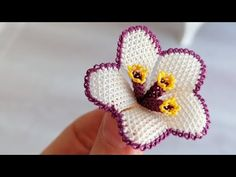 Great flower expression for headscarves - Desiree Crochet Borders, Needle Lace, Tatting, Crochet Hats, Make It Yourself, Blog, Craft Ideas, Lace, Diy Kid Jewelry