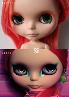 Shandel Pink's Before&After | Flickr: Intercambio de fotos
