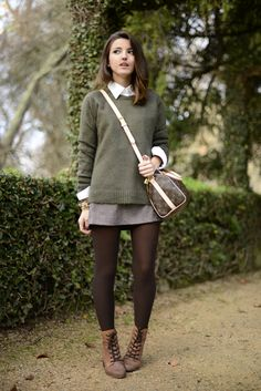 So, let's talk about some cute preppy fall outfits for the smart and sassy look- and don't EVER forget.. Preppy is sexy too!