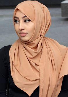 Molasses Crepe Hijab