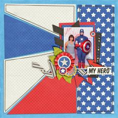 GingerScraps :: Kits :: Super Heroes