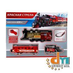 Железная дорога «Красная стрела» р/у Играем Вместе B757039-R