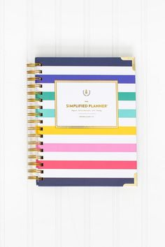 Daily Simplified Planner - main
