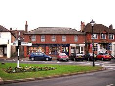 Angmering Village in West Sussex. Where I grew up.
