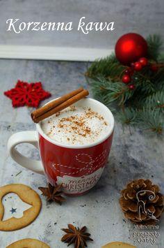 czekoladowo-korzenna-kawa Cake Recipes, Dessert Recipes, Pumpkin Spice Latte, Christmas Time, Smoothie, Sweet Tooth, Cooking Recipes, Sweets, Coffee