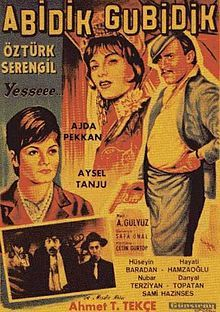 Abidik Gubidik (film) - Vikipedi Film Books, Film Posters, Old Movies, Old Photos, Nostalgia, Fiction, 1, Istanbul, Old Pictures