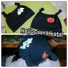 Cappellini di Halloween!!