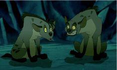 """I just hear that name and I shudder."" ""Mufasa Mufasa MUFASA!!"" Oh My Disney. Ode to the Hyenas."