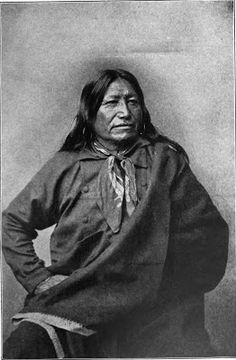 Spotted Tail Brule Sioux Chief