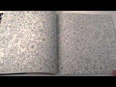 Flip Through Fantasia Coloring Book By Nicholas F Chandrawienata