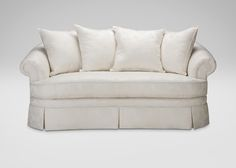 Paris Bench-Cushion Sofa - Ethan Allen