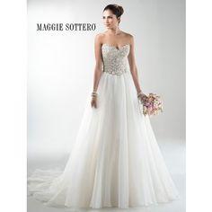 Maggie Sottero Esme Marie 3MS745MC - [Maggie Sottero Esme Marie] - Buy a Maggie Sottero Wedding Dress from Bridal Closet in Draper, Utah