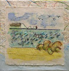 Gillian Swift 2 -  The Needles Lighthouse