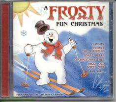 A FROSTY FUN CHRISTMAS HOLIDAY FESTIVE NOEL MUSIC CD