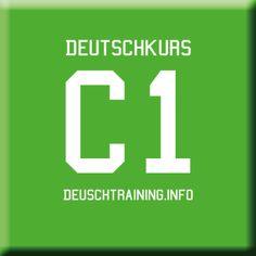 Deutschkurs C1 - Grammatik, Wortschatz, Prüfungstraining