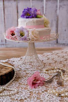 Nyers esküvői torta