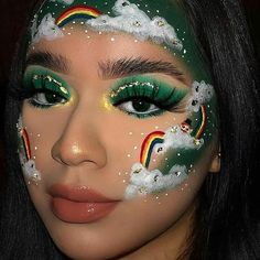 hippie makeup 743868063438386506 - Source by Edgy Makeup, Baddie Makeup, Makeup Eye Looks, Eye Makeup Art, Colorful Eye Makeup, Crazy Makeup, Cute Makeup, Pretty Makeup, Eyeshadow Makeup