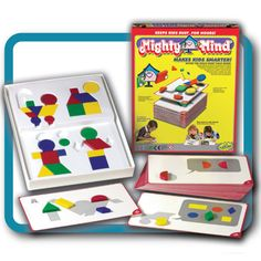 MightyMind Regular Edition $18.95 Jude loves these puzzles! They are a school-time favorite.
