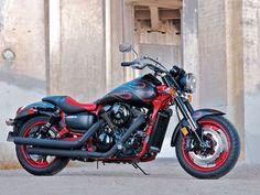 My Unicorn .... Special Edition 2007 Kawasaki Mean Streak - Kawasaki's most rideable Big Twin.