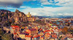 Удивительная Грузия. Тбилиси