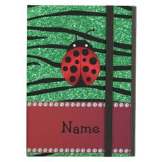 ==>>Big Save on          Personalized name red ladybug green zebra stripes iPad folio case           Personalized name red ladybug green zebra stripes iPad folio case you will get best price offer lowest prices or diccount couponeHow to          Personalized name red ladybug green zebra str...Cleck Hot Deals >>> http://www.zazzle.com/personalized_name_red_ladybug_green_zebra_stripes_ipad_case-256121855015126171?rf=238627982471231924&zbar=1&tc=terrest