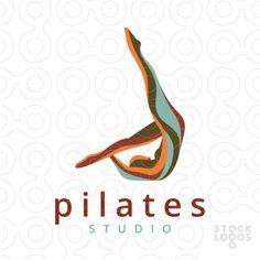 Exclusive Customizable Logo For Sale: pilates   StockLogos.com