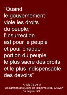 """""""Les libertés ne se donnent pas, elles se prennent."""" (Pierre Kropotkine)"""