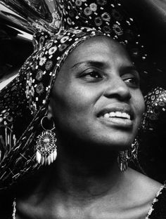 """Miriam Makeba """"Mama Africa"""" was a South African civil rights activist. She refused to curl her hair and wear makeup during her performances which internationally became known as the """" Afro-look"""" Miriam Makeba, Women In History, Black History, Beautiful Black Women, Amazing Women, Beautiful Things, Civil Rights Activists, Black Power, African Women"""