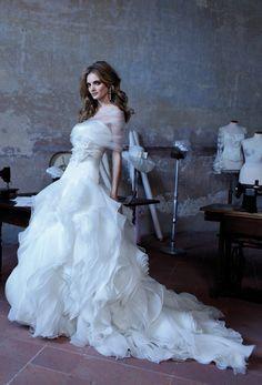 Wedding Dress / Gown / Alessandra R