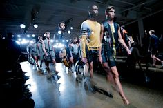 The Scene | New York Fashion Week: Tim Coppens - NYTimes.com