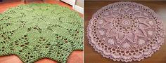Tapete de Barbante passo a passo (Com gráficos e moldes!) Owl Rug, Crochet Hats, Blanket, Rugs, Mandala, Jeans, Fashion, Crochet Doily Rug, Crochet Rug Patterns