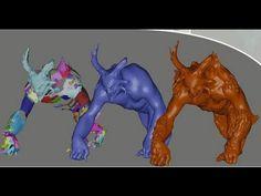 "CGI VFX Showreels HD: ""Character Rigging"" by - Matt L Derksen (+playlist)"