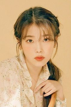 Korean Beauty, Asian Beauty, Iu Hair, Idole, Aesthetic People, Iu Fashion, Foto Pose, Korean Actresses, Korean Celebrities