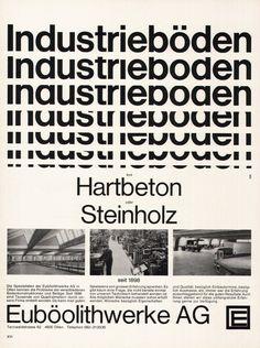 """jonasgrossmann: """"aus """"werk"""" band 56, heft 5, 1969 @ seals """""""