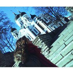 Russian Orthodox church of Tallinn, Estonia