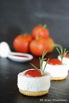 Mermelada de tomate al romero